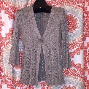 Marisa Christina M Cardigan Sweater Top